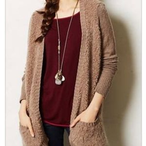 Sleeping on Snow Anthropologie Mohair Cardigan